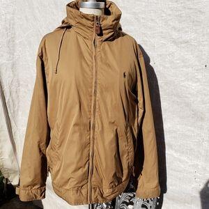 Medium Ralph Lauren Polo Hoody Jacket